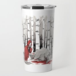What Big Teeth Travel Mug