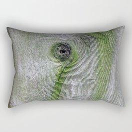 Love the Green Rectangular Pillow