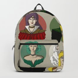 FUTURE SAILOR MOON QUEENS Backpack