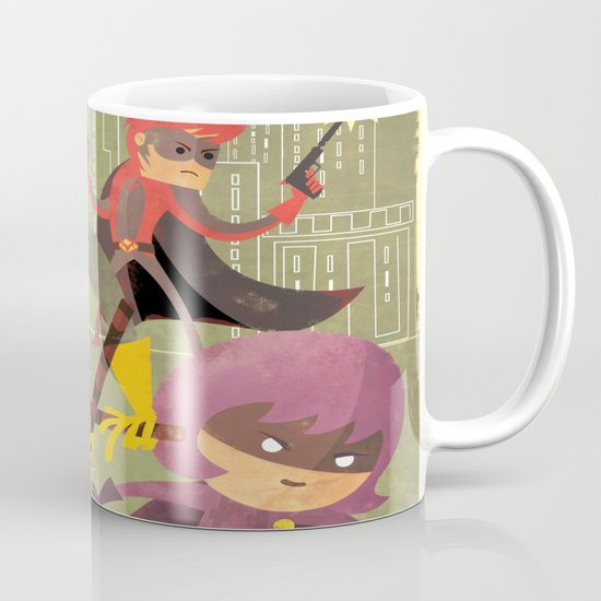 kick ass fan art 2 Mug