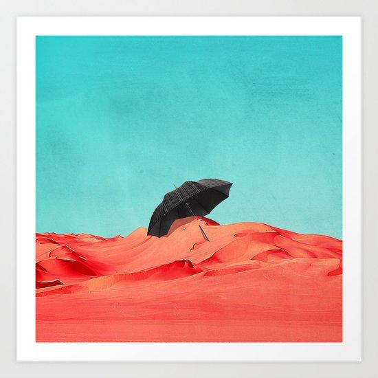 Oasis Art Print