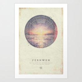 Fernweh Vol 5 Art Print
