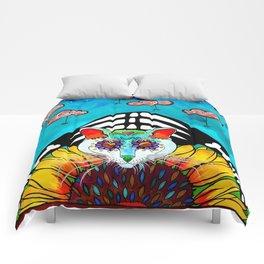 Kiwi the Cat Comforters