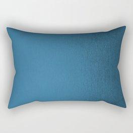 Saltwater Taffy Teal Shimmer Rectangular Pillow