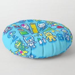 HELLO! STRANGE COMPANION Floor Pillow