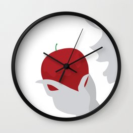 You're never too old to be young Wall Clock