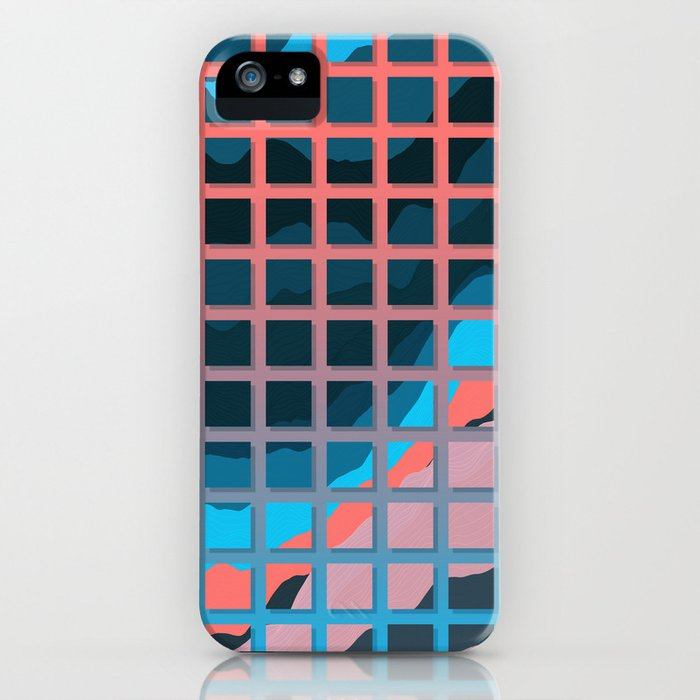 TOPOGRAPHY 2017-006 iPhone Case