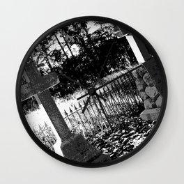 A Dark Vision Wall Clock