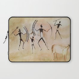Cave art / Cave painting Laptop Sleeve