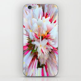 Flowers of  Pure Love Essence iPhone Skin