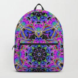Drawing Floral Doodle G4 Backpack