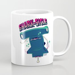 Shark-sicle Coffee Mug