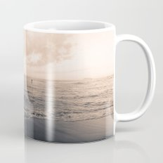 calm day ver.warmblack Coffee Mug
