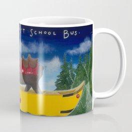 Canada's First School Bus Coffee Mug