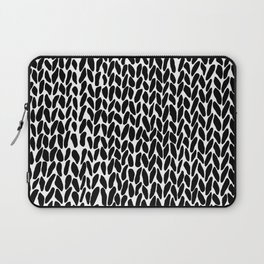 Hand Knit Zoom Laptop Sleeve