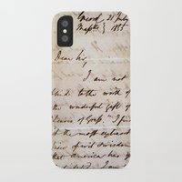 sylvia plath iPhone & iPod Cases featuring plath by Emily P