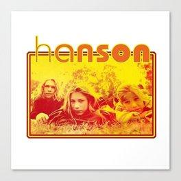 hanson Canvas Print