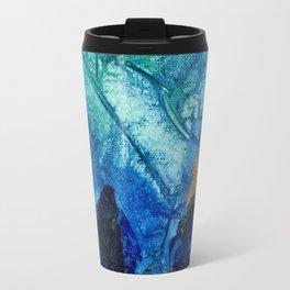 Sea Leaves, Tiny World Collection Travel Mug