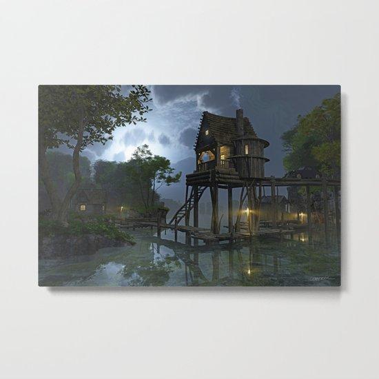 Stillwater Metal Print