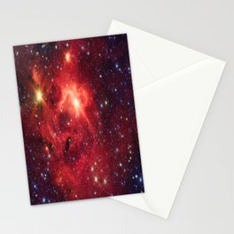 Millions Years Away Stationery Cards