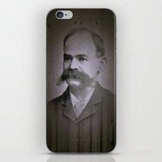 stache iPhone & iPod Skin
