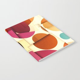 Round Things Paradise Notebook