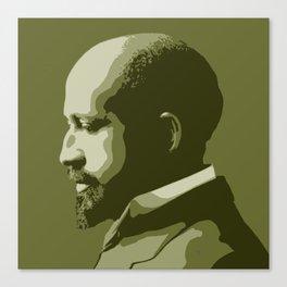 W.E.B. DuBois Canvas Print
