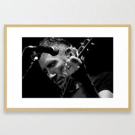 Roger Waters (Pink Floyd) - II Framed Art Print