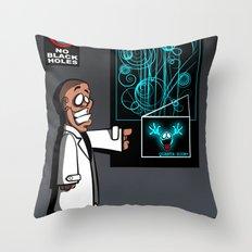 Mass Effect Too! Throw Pillow
