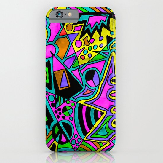 Cowabunga! iPhone & iPod Case