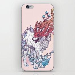 Spirit Animal - Wolf iPhone Skin