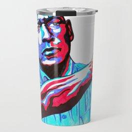 Denzel equalizes colourfully Travel Mug