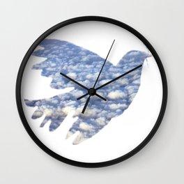 clouddove Wall Clock