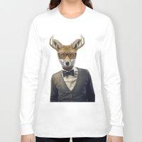 ben giles Long Sleeve T-shirts featuring BEN by Hagara Stuff