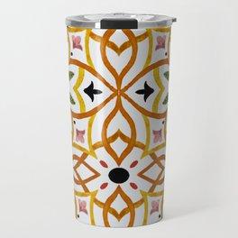 Obsession nature mosaics Travel Mug