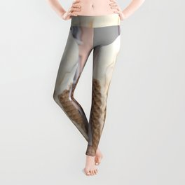 ice cone (kill your idols) Leggings