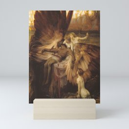 The Lament for Icarus by Herbert James Draper, 1898 Mini Art Print