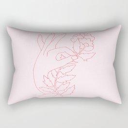 Pinch Me Rectangular Pillow