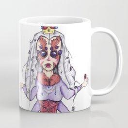 Spider Queen Coffee Mug