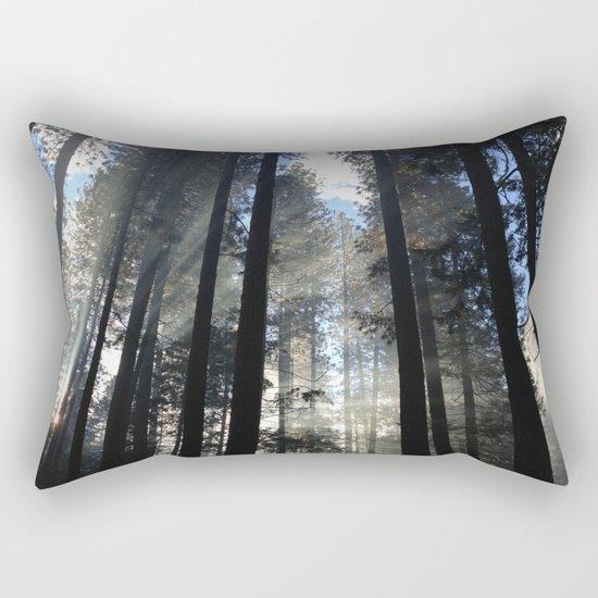 just live Rectangular Pillow
