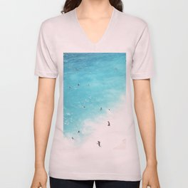 people of the sea Unisex V-Neck