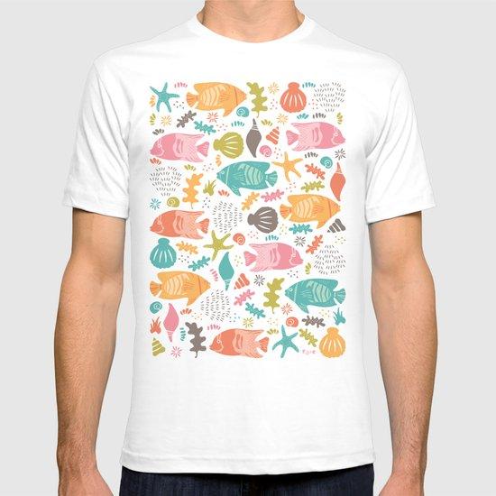 Retro Fish T-shirt