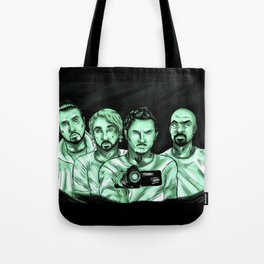Ghost Adventures - Fanart Tote Bag