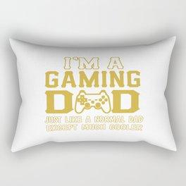 I'M A GAMING DAD Rectangular Pillow