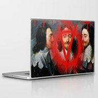 vendetta Laptop & iPad Skins featuring VENDETTA by DIVIDUS