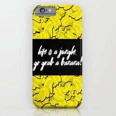 TOTALLY BANANAS Slim Case iPhone 6s