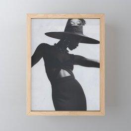 Peek Experience Framed Mini Art Print