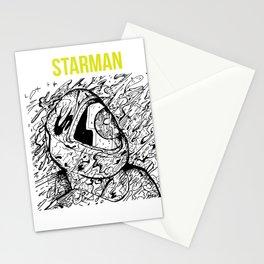 Starman Stationery Cards