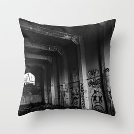 St Lukes Church, Abercarn, South wales, UK - 03 Throw Pillow