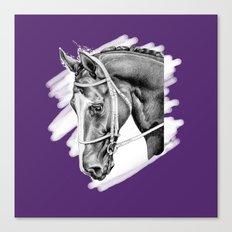 Sport Horse Canvas Print